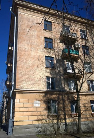 """""""Сталинский дом"""". Детали"""